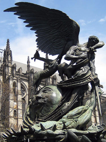 Photo of Cathedral of Saint John the Divine, New York City