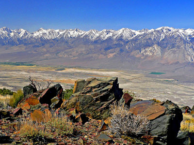 Photo of Death Valley, Nevada-California