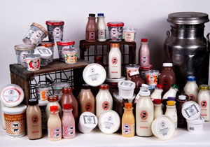 Dairy products from Ronnybrook Farm