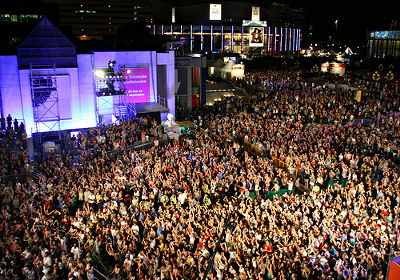 Photo of the Montreal Jazz Festival