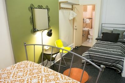 Jazz Hostels - NYC private rooms