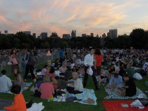 opera in Central Park