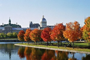 Montreal Quebec fall photo