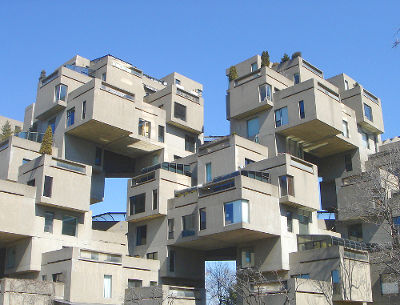 Photo of Habitat 67, Montreal