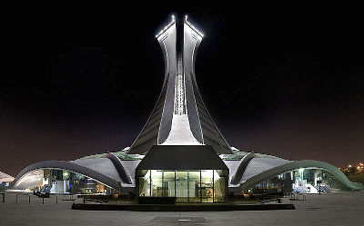 Photo of Olympic Stadium, Montreal Canada