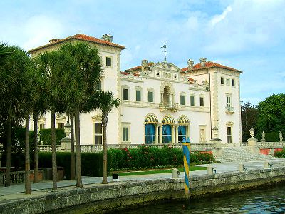 Photo of Villa Vizcaya, Miami Florida