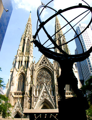 St Partick's Cathedral, New York City