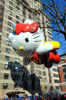 Photo of Macy's Thanksgiving Day Parade, New York City