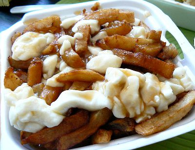 Canada's National Food [POUTINE] - YouTube  Montreal Canada Food