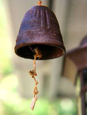 Photo of a bell