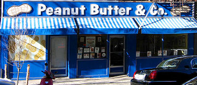 Photo of Peanut Butter & Co. in New York City