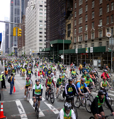 Photo of TD 5 Boro Bike Tour in New York City