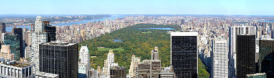 Photo of Central Park in New York City