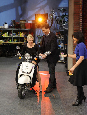 Photo of the Rachel Ray Show in New York City