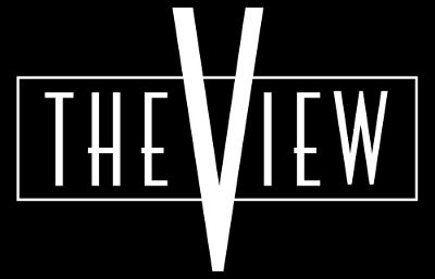 Photo of The View television show in New York City