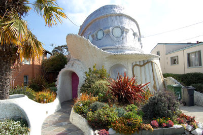 Photo of the Tsui House in California, USA