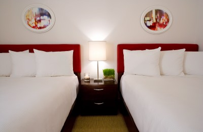 The Mave Hotel Madison double bed room