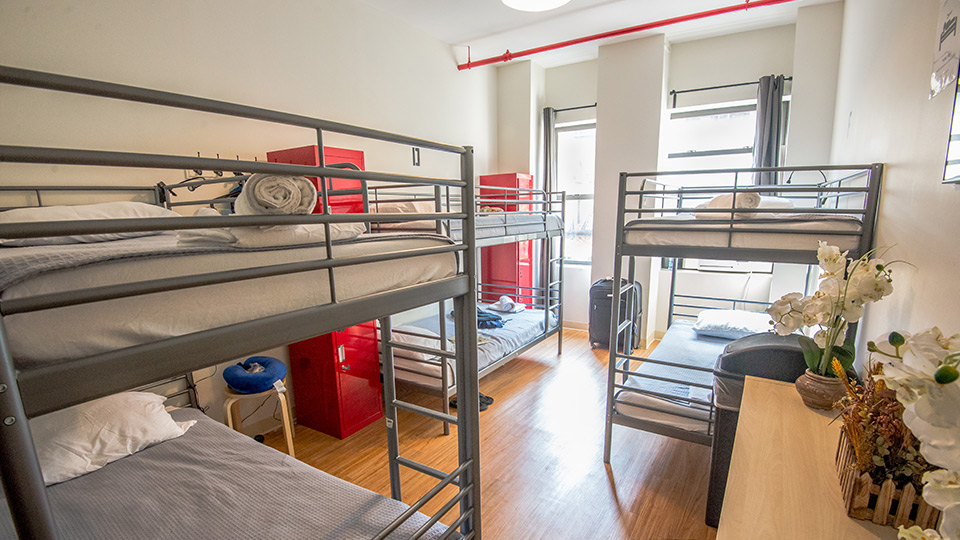 Hostel In New York Columbus Circle 100 Best Price
