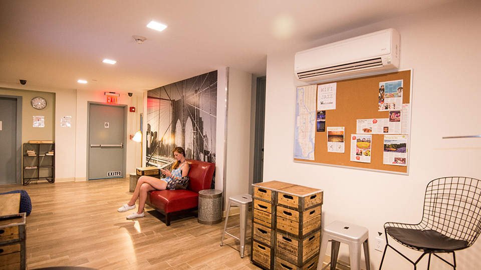 Hostel in New York Columbus Circle 100 Best Price Guaranteed
